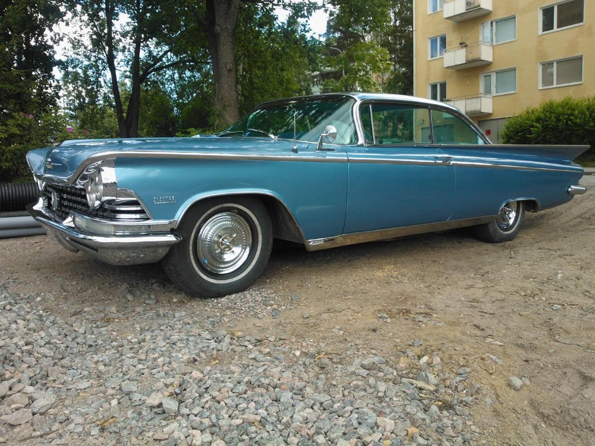 1959 Buick Electra 2d<br>401cid+Dynaflow