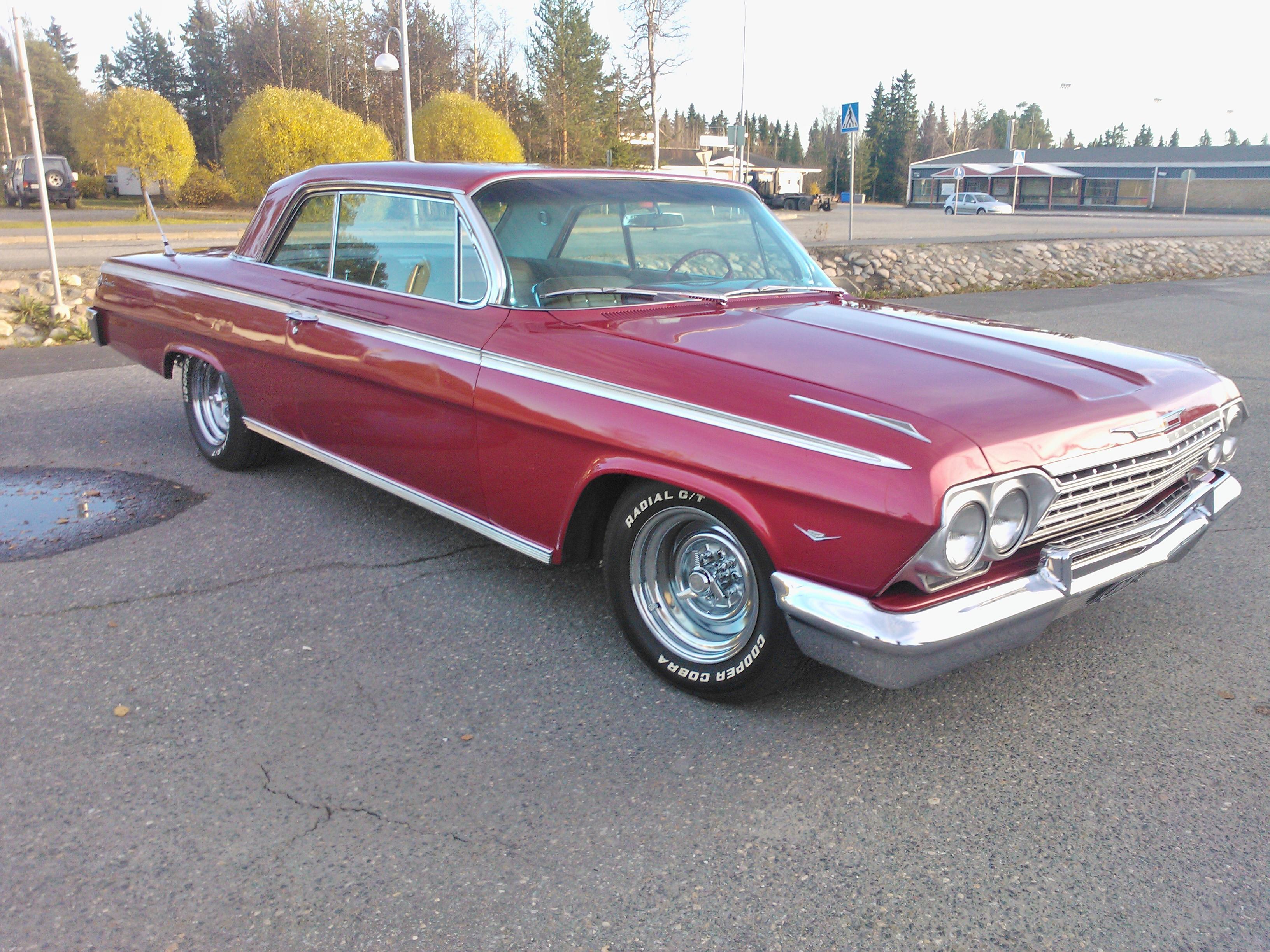 1962 Chervolet Impala 2D HT SS