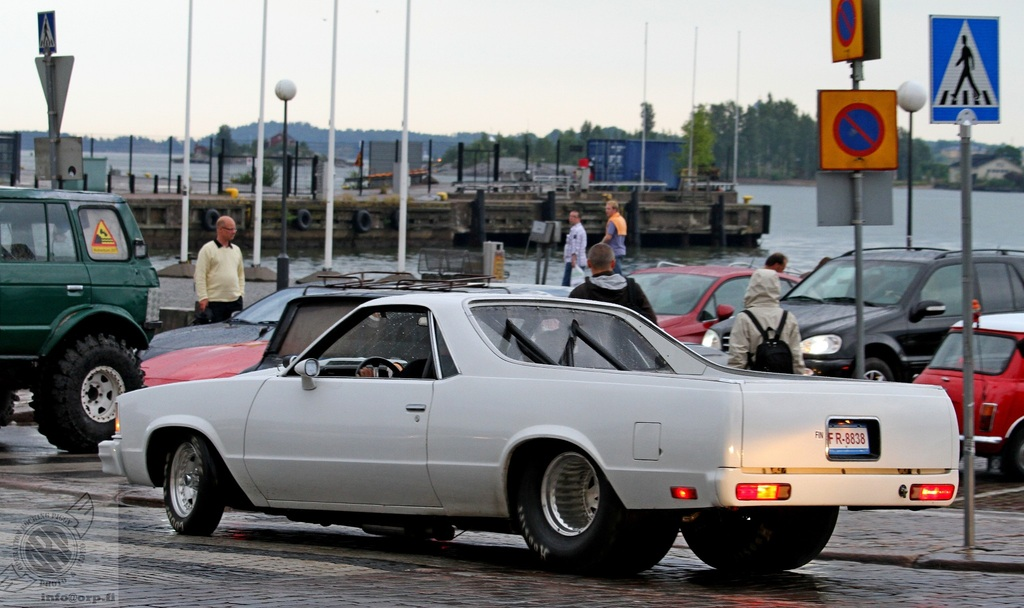 1979 Chevrolet El Caminon<br>383cid