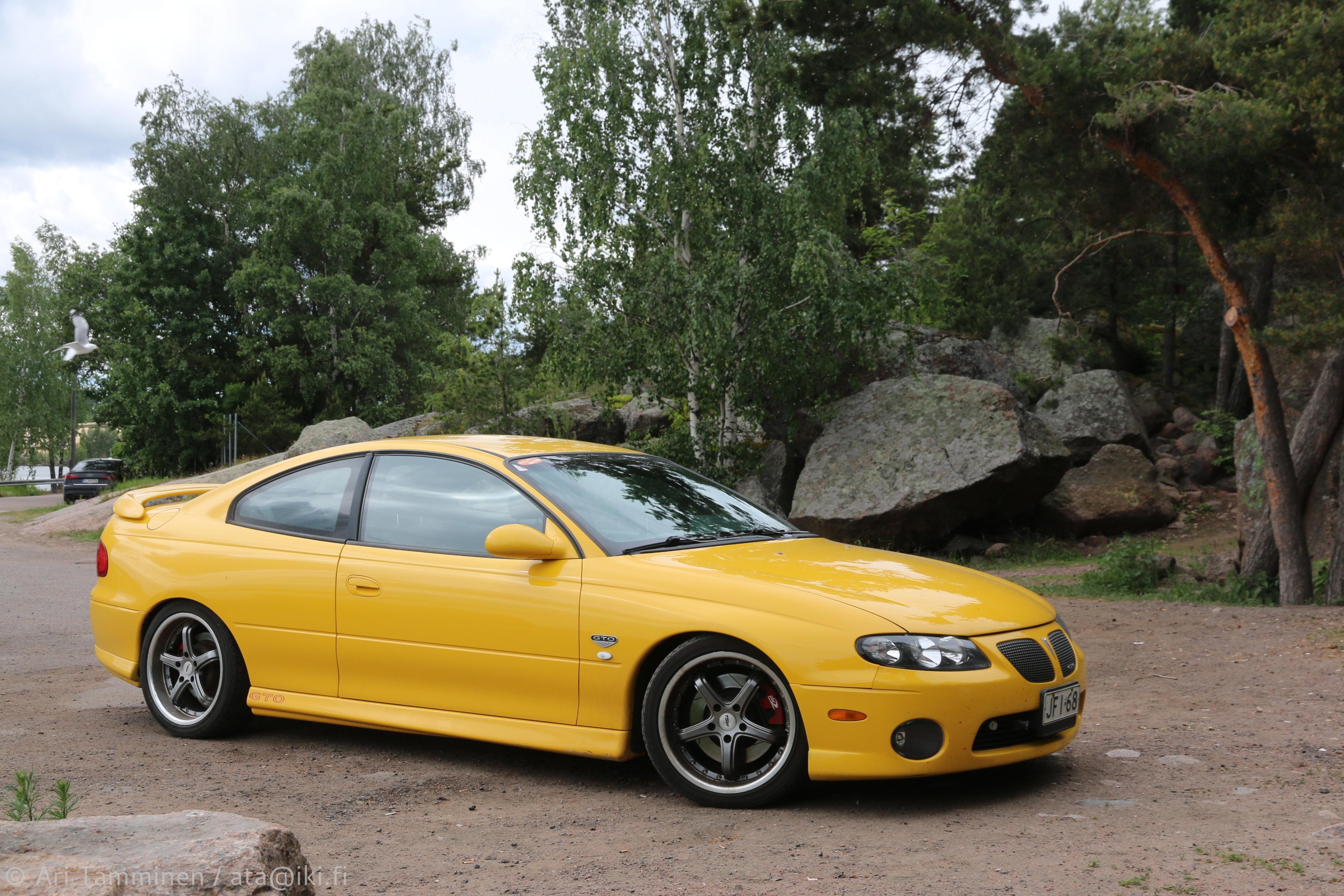 2004 Pontiac GTO 5.7 Coupe<br>346 cid LS1 + T56