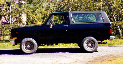 Chevrolet Blazer K5 Custom Deluxe<br>305cid+TH350
