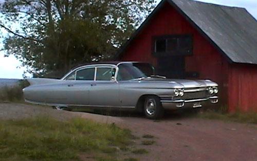 1960 Cadillac Fleetwood 60 special<br>390cid+Hydramatic
