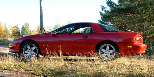 1993 Chevrolet Camaro<br>V6