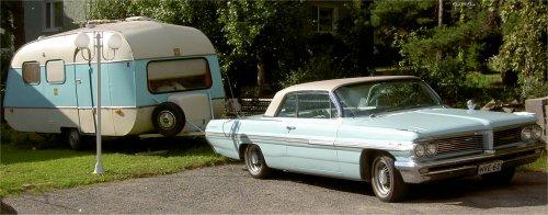 1962 Pontiac Bonneville<br>389cid