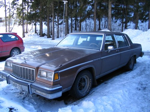 1980 Buick Electra Park Avenue<br>455cid+TH400