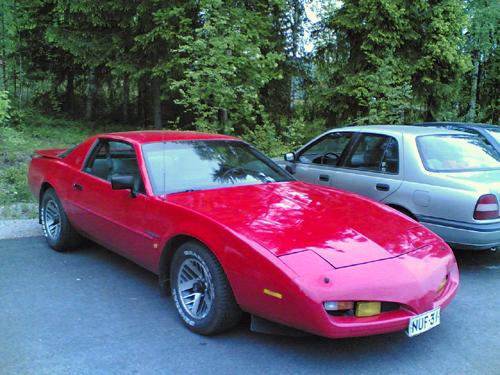 1990 Pontiac Firebird<br>