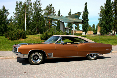 1968 Buick Wildcat<br>430cid+TH400
