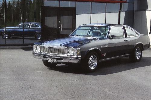 1977 Buick skylark R/S<br>