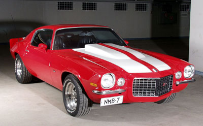 1972 Chevrolet Camaro RS/Z28<br>427cid+TH400
