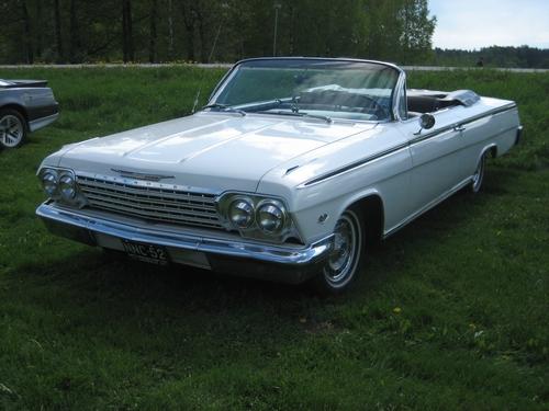 1962 Chevrolet Impala<br>327cid+PG