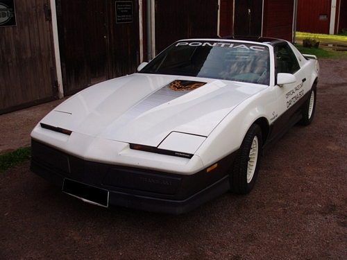 1983 Pontiac Trans Am<br>