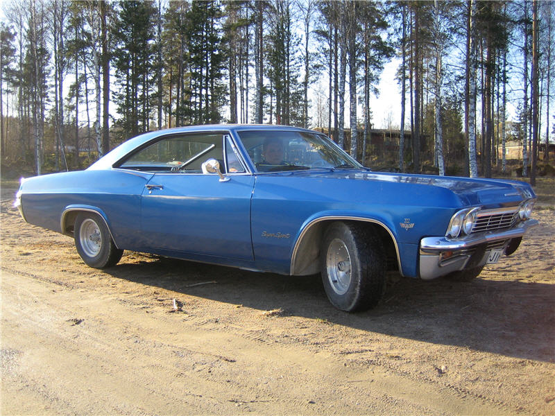 1965 Chevrolet Impala SS<br>327cid+PG