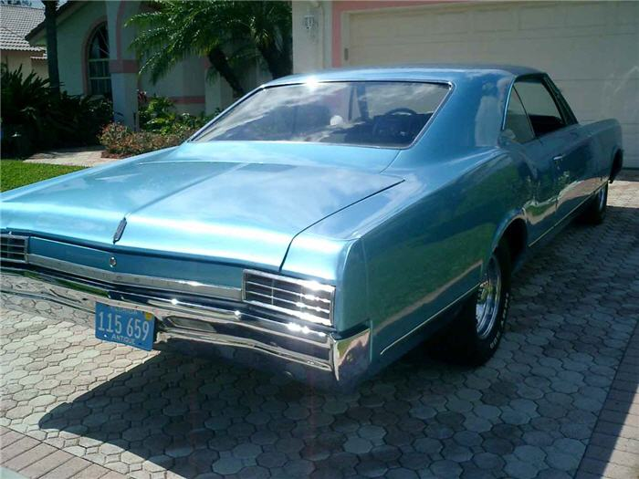 1966 Oldsmobile 2 d HT Dynamic 88 Holiday Coupe<br>425cid+TH400