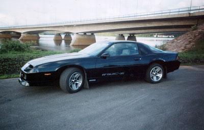 Chevrolet Camaro Iroc Z
