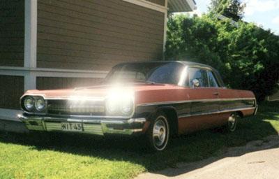 1964 Chevrolet Impala<br>