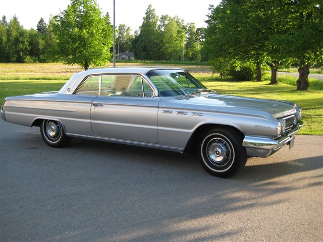 1962 Buick Wildcat<br>401cid Nailhead+Dynaflow