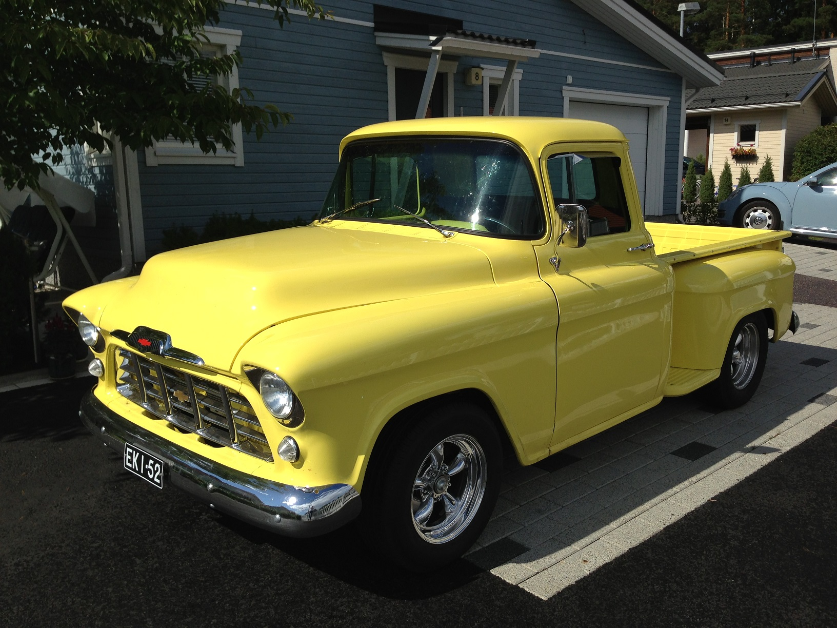 1956 Chevrolet Truck 3600<br>489cid+TH400