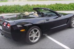 Chevrolet Corvette Convertible 2000
