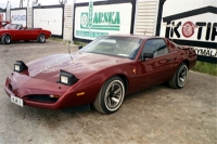 Pontiac Trans Am<br>350cid TPI+TH700