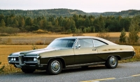 1968 Pontiac Ventura Coupe<br>400cid+TH400