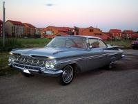 1959 Chevrolet Impala 2d HT<br>283cid+PG
