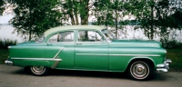 1953 Oldsmobile 88 Rocket<br>303cid+Hydramatic