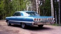 1963 Chevrolet Impala SS 2d HT