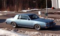 1980 Buick Regal<br>350cid (sbc)+TH350