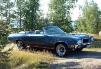 1970 Buick Skylark convertible<br>455 cid Stage1+TH400