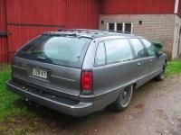 1991 Chevrolet Caprice 8 pass STW<br>