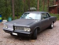1964 Pontiac Tempest 2d Custom<br>305cid+Toyshop TH350