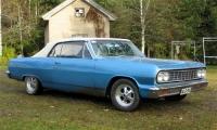 1964 Chevrolet Malibu Convertible<br>355cid+PG