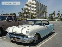 1956 Pontiac Super Chief Catalina 4dht<br>sbc+TH350