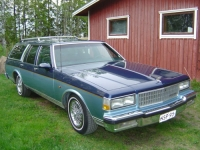 1989 Chevrolet Caprice Classic 3+3 STW<br>350cid (DX)+TH200