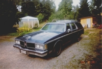 1984 Oldsmobile Custom Cruiser<br>307cid+autom.