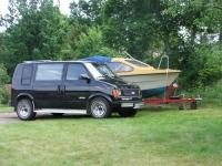 Chevrolet Astro<br>4.3L+TH700