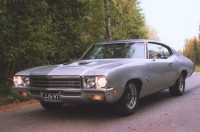 1971Buick GS455<br>455cid+TH400