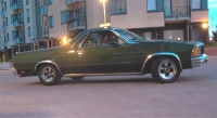 1980 Chevrolet El Camino<br>350cid+TH200