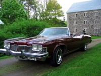 1973 Pontiac Grand Ville Cabriolet<br>455cid+TH400