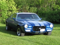 1972 Chevrolet Camaro SS<br>355cid+TH350
