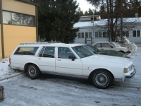 1990 Chevrolet Caprice Classic STW<br>305cid+TH200