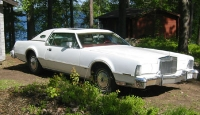 1976 Lincoln Continental Mark IV<br>460cid+C6