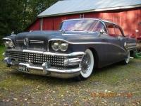 1958 Buick Century Riviera 4d HT<br>364cid Nailhead+Dynaflow