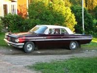 1962 Pontiac Parisienne 2D HT<br>SBC 350cid+PG
