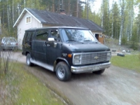 1983 Chevrolet Chevy Van<br>6.2D