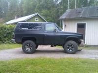 1983 Chevrolet Blazer<br>6.2D
