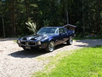 1971 Pontiac Firebird Formula<br>400cid+TH400