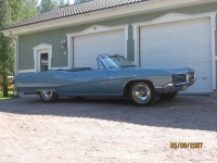 1967 Buick Electra 225 Custom Convertible<br>430cid+TH400