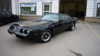 1980 Pontiac Trans Am<br>383cid+TH350
