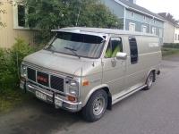 1988 GMC Vandura 2500<br>6.2+TH350